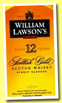 William Lawson's 12 yo (40%, OB, Scotch blend, +/-2013)