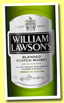 William Lawson's (40%, OB, Scotch blend, +/-2013)