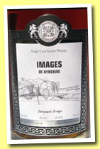Images of Ayrshire 'Dalrymple Bridge' (68.3%, Malts of Scotland, single cask Scotch, 328 bottles, 2014)