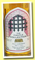 Allt-A-Bhainne 13 yo 1979/1993 (43%, The Whisky Castle Tomintoul, cask #026329)