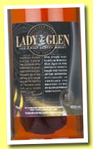 Benrinnes 14 yo (57.80%, Lady Of The Glen, 2013)