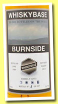 Burnside 24 yo 1989/2014 (51.7%, Whiskybase, barrel, cask #12452, 207 bottles)