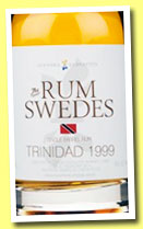 Caroni 1999/2014 (61%, The Rum Swedes, Trinidad, bourbon barrel)