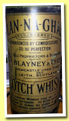 Clan-An-Ghael Scotch Whisky (Blayney & Co, +/-1930?)
