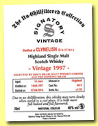 Clynelish 16 yo 1997/2014 (46%, Signatory Vintage for The Bonding Dram, The Un-Chillfiltered Collection, hogshead, cask #4613, 320 bottles)