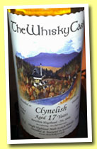 Clynelish 17 yo 1996/2014 (54%, The Whisky Cask, bourbon hogshead, cask #88008)