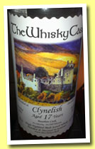 Clynelish 17 yo 1997/2014 (52.5%, The Whisky Cask, bourbon)