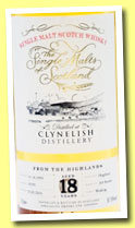 Clynelish 18 yo 1995/2014 (57.5%, Single Malts of Scotland, cask #10193, 265 bottles)