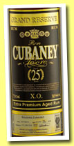 Cubaney 25 yo 'Tesoro' (38%, OB, Dominican Republic, +/-2013)