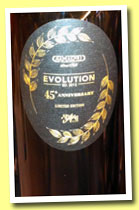 Evolution ed. 2013 (47%, Samaroli, 45th Anniversary, blended malt)
