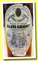 Glen Grant 35 yo (70° proof, Gordon & MacPhail, licensed bottling, 26 2/3 fl.ozs., +/-1970)
