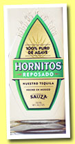 Hornitos 'Reposado' (40%, OB, tequila, +/-2014)
