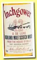 Inchgower 12 yo (40%, OB, 75cl, +/-1985)