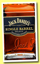 Jack Daniel's Single Barrel (47%, OB, Tennessee whiskey, +/-2013)