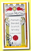 Jackson McCloud 'Premium Blended' (40%, OB, Scotch blend, +/-2013)