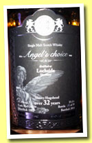 Lochside 32 yo 1982/2014 (55.2%, Malts of Scotland, Angel's Choice, cask #MoS 14019, 39 halves)