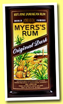 Myers's Original Dark (40%, OB, Jamaica, +/-2014)