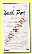 North Port (Brechin) 14yo 1974/1989 'Very Rare' (43%, Sestante Import, 75cl)