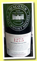 Port Charlotte 8 yo 2001/2010 (66.8%, Scotch Malt Whisky Society, refill bourbon barrel, #127.5, 243 bottles)