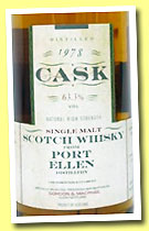 Port Ellen 16 yo 1978/1994 (63.3%, Gordon & MacPhail, for Intertrade, CASK series, cask #2698)