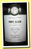 Port Ellen 32 yo 1982/2014 (57.9%, Malts of Scotland, Diamonds, bourbon hogshead, cask #MoS 14021, 145 bottles)