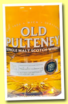 Old Pulteney 1990 'Lightly Peated' (46%, OB, Limited Edition, +/-2014)