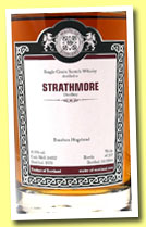 Strathmore 1970/2014 (43.8%, Malts of Scotland, single grain, bourbon hogshead, cask #14032, 212 bottles)