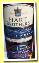 Blended Malt 17 yo (50%, Hart Brothers, Port finish, +/-2013)
