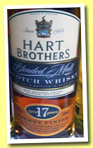 Blended Malt 17 yo (50%, Hart Brothers, Sherry finish, +/-2013)