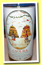 Caol Ila 1995/2011 (46%, Moon Import, cask #9810, 348 bottles)