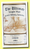 Clynelish 15 yo 1980/1995 (43%, Van Wees, The Ultimate, cask #1270)