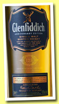Glenfiddich '125th Anniversary Edition' (43%, OB, 2013?)