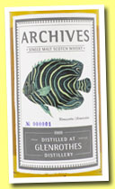 Glenrothes 1988/2013 (53%, Archives, refill sherry hogshead)