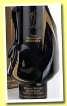 McGibbon's 'Premium Reserve' (43%, Douglas Laing, blend, golf bag decanter, +/-2014)
