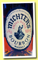 Michter's Bourbon (45.7%, OB, small batch, +/-2014)