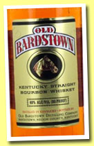 Old Bardstown (40%, OB, Kentucky straight Bourbon, +/-2008)