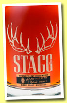 Stagg Jr. (67.2%, OB, Kentucky straight Bourbon, +/-2014)