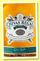 Chivas Regal 12 yo 'Mizunara Special Edition' (40%, OB, blend, +/-2014)