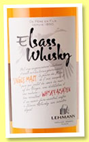 Elsass Whisky (40%, OB, Lehman, France, Alsace, single malt, +/-2014)