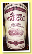 Queen Margot (40%, Lidl, blended Scotch, +/-2014)