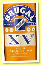 Brugal 'XV Reserva Exclusiva' (38%, OB, Dominican Republic, +/-2014)