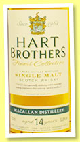 Macallan 14 yo 1998/2012 (53.8%, Hart Brothers)