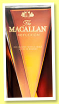 Macallan 'Reflexion' (43%, OB, first-fill sherry hogshead, decanter, +/-2014)