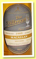 Highland Park 25 yo 1985/2010 (52.2%, The Stillman's, Switzerland, bourbon hogshead, 270 bottles)
