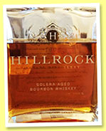 Hillrock Estate 'Solera Aged Bourbon' (46.3%, OB, finished in oloroso sherry cask, barrel #7, +/-2014)