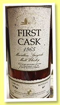 Macallan 29 yo 1965 (46%, First Cask, cask #1056, +/-1994)
