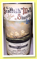 Strathmill 22 yo 1992/2014 (46%, Jack Wiebers, The Steam Ship Line, cask #9549)