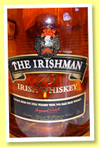 The Irishman '70' (40%, OB, pot still Irish, +/-2009)