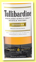Tullibardine 'Sovereign' (43%, OB, +/-2015)