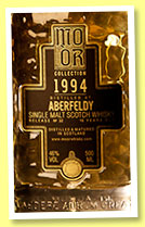 Aberfeldy 16 yo 1994/2011 (46%, Mo Or Collection, bourbon hogshead, cask #4016, 460 bottles)